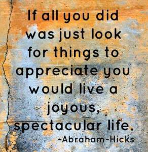 Abraham Quote