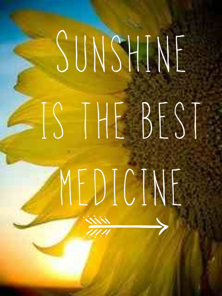 quotes about sunshine - photo #30